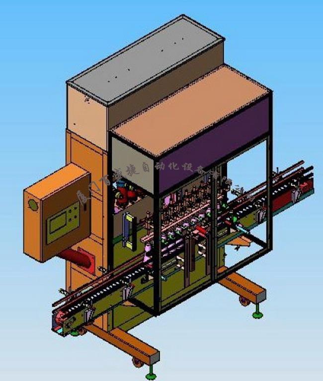 鸡汁灌装机